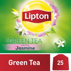 Lipton Green Tea with Jasmine 25 Teabags