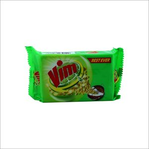 Vim Dishwash Bar Lemon 300g
