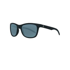 Polaroid Unisex Sunglass 7008S DL554Y2 Rectangular Square Matte Black