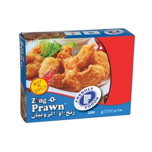 Freshly Foods Zing -O- Prawn 280g