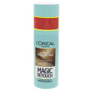 Loreal Magic Retouch Dark Blonde Hair Colour Spray 75ml