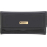 John Louis Women's Glossy Wallet X298 Black