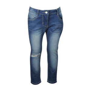 Reo Kid Girls Denim Bottom B7KG224 2-8Y