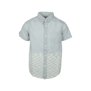 Reo Teen Boys Short Sleeve Shirt B7TB308 9-16Y