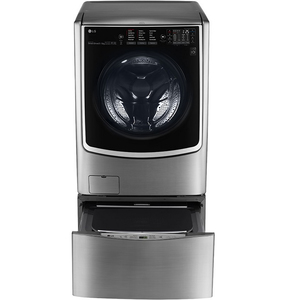 LG TWINWash FH0C9CDHK72 / F70E1UDNK12 22.5/12Kg,  6 Motion Direct Drive, TrueSteam™, ThinQ