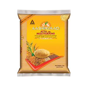 AASHIRVAAD Atta With Multi Grains 2kg