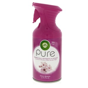 Air Wick Pure Cherry Blossom Aerosol 250ml