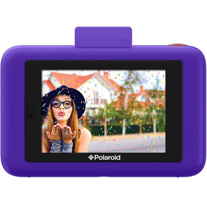 Polaroid Snap Touch Instant Print Digital Camera Purple