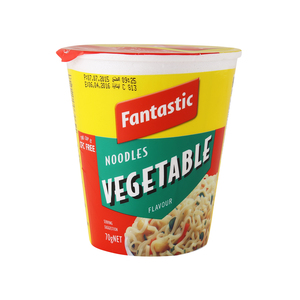 Fantastic Noodles Vegetable Flavour 70g