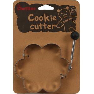 Chefline Cookie Cutter Flower D4063