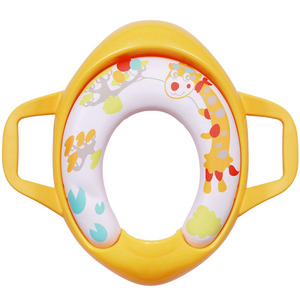 First Step Baby Toilet Potty Seat Z-009 Orange