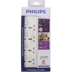 Philips Extension 4Way 4Mtr