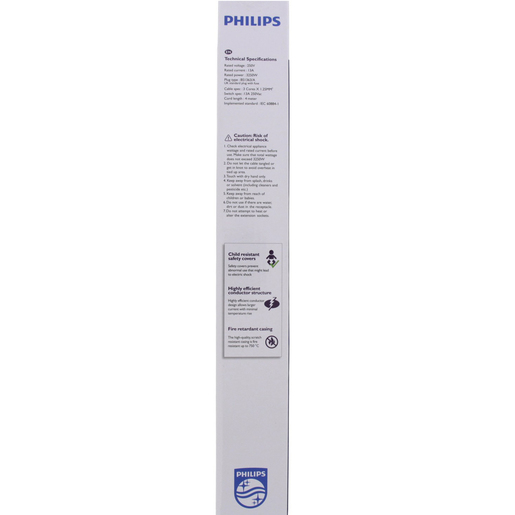 Philips Extension 5Way 4Mtr