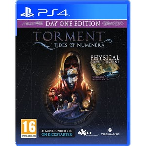 PS4 Torment: Tides of Numenera