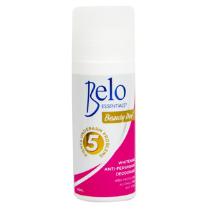 Belo Whitening Anti Perspirant Rollon 40ml
