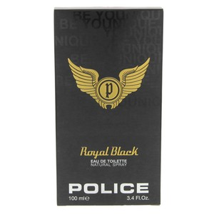 Police EDT for Men Royal Black 100ml