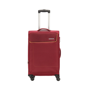 American Tourister Jamaica 4 Wheel Soft Trolley 76cm Red