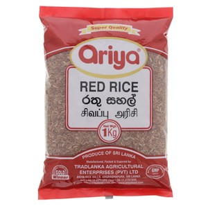 Ariya Red Rice 1kg