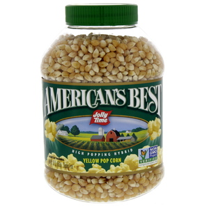 Jolly Time Americans Best Yellow Pop Corn 850g