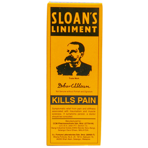 Sloan's Liniment Kills Pain 70ml
