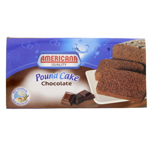 Americana Chocolate Pound Cake 290g