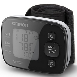 Omron Wrist Blood Pressure Monitor MIT Quick Check3