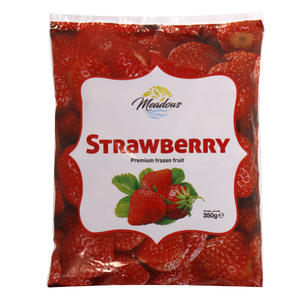 Meadows Frozen Strawberry 350g