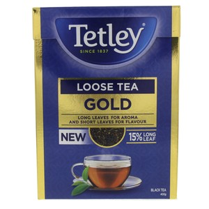 Tetley Gold Loose Black Tea 400g