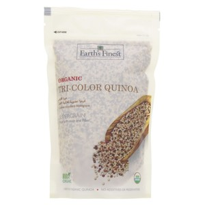 Earth's Finest Organic Tri Color Quinoa 340g