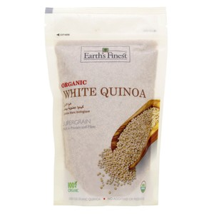 Earth's Finest Organic White Quinoa 340g