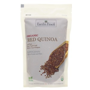 Earth's Finest Organic Red Quinoa 340g