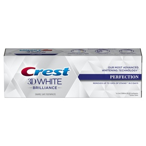 Crest 3D White Brilliance Perfection Toothpaste 75ml