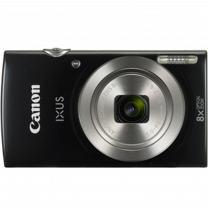 Canon Digital Camera IXUS185 20MP Black