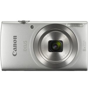 Canon Digital Camera IXUS185 20MP Silver