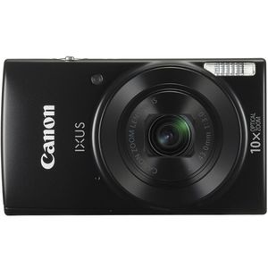 Canon Digital Camera IXUS 190 20MP Black