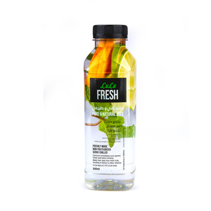 Lulu Fresh Infuse Water Grapefruit And Lemon 500ml