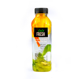 Lulu Fresh Infuse Water Orange, Kiwi & Lemon 500ml
