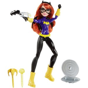 DC Super Hero Girls Blaster Action Doll - Batgirl DWH91