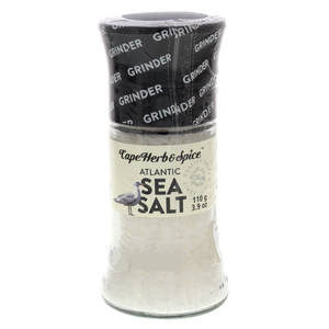 Cape Herb & Spice Atlantic Seasalt 110g