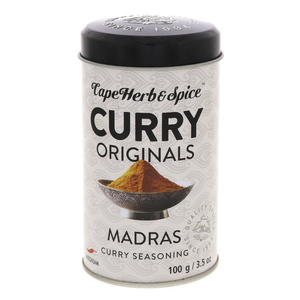 Cape Herb & Spice Original Madras Curry Seasoning 100g