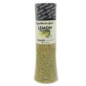 Cape Herb & Spice Lemon Pepper Shaker Seasoning 290g