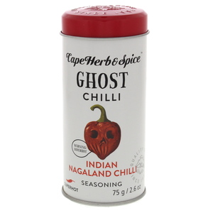 Cape Herb & Spice Ghost Chilli Indian Nagaland Chilli Seasoning 75g