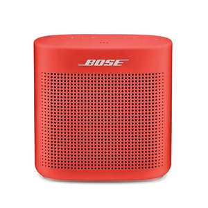 Bose SoundLink Color II Bluetooth Speakers 752195-0400 Coral Red