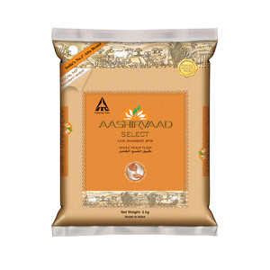 Aashirvaad Select Sharbati Atta Whole Wheat 2kg
