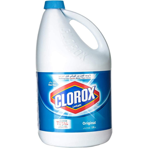Clorox Liquid Bleach Original 3.78Litre
