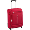 Delsey Manitoba 4Wheel Soft Trolley 61cm Red