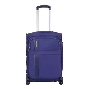 VIP Morocco 4Wheel Soft Trolley 55cm Blue