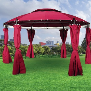 Royal Relax Round Gazebo TP-005 Assorted Colors