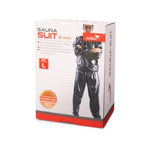 Sports Champion Sauna Suit LS3034A Large