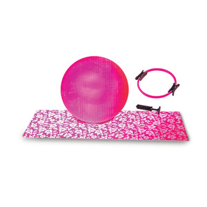 Sports Champion Pilates Set IR97623 Assorted Color & Design